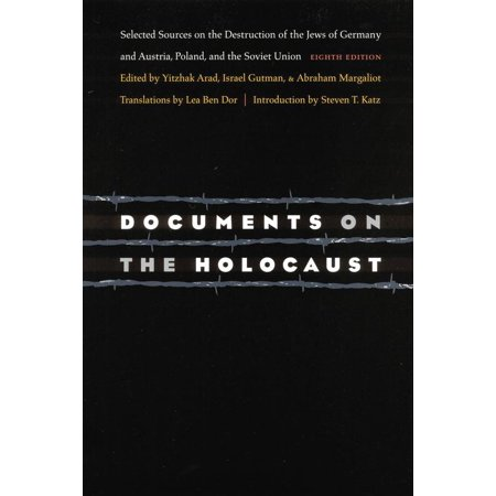 Cccp Soviet Union (Documents on the Holocaust : Selected Sources on the Destruction of the Jews of Germany and Austria, Poland, and the Soviet Union (Eighth Edition))