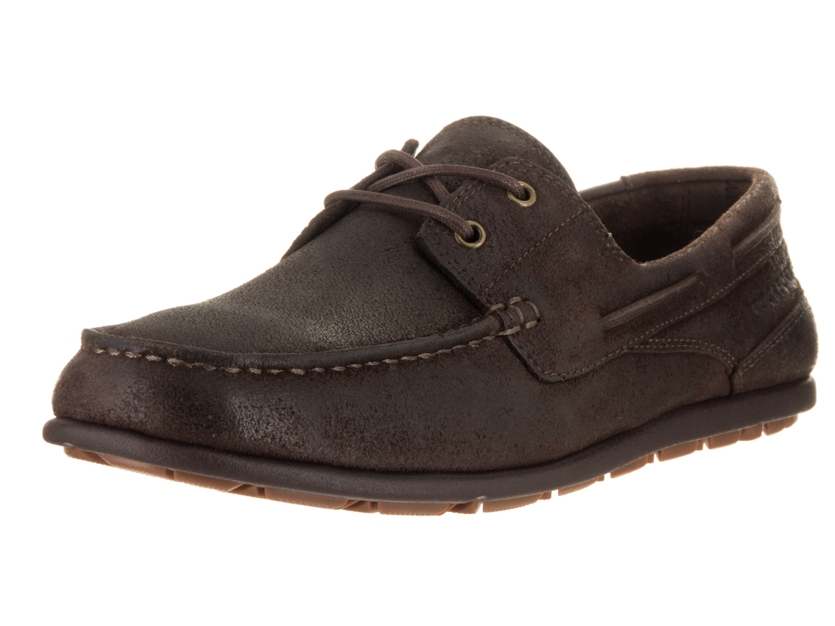 Rockport Men's Bennett Lane 3 Boat Loafers & Slip-Ons Shoe by ROCKPORT