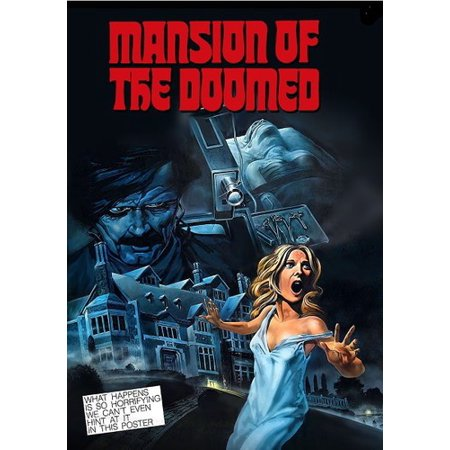 Mansion of the Doomed (DVD) (White Mansions And The Legend Of Jesse James)