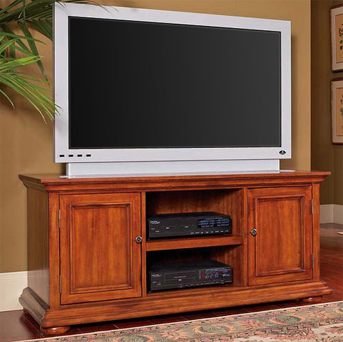 """Home Styles Homestead Oak TV Stand, for TVs up to 60"""""""
