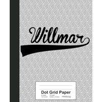 Dot Grid Paper : WILLMAR Notebook
