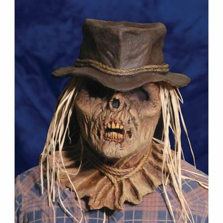 Halloween Scarecrow Makeup (Zombie Scarecrow Mask Adult Halloween)