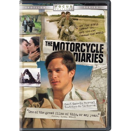 The Motorcycle Diaries (DVD)
