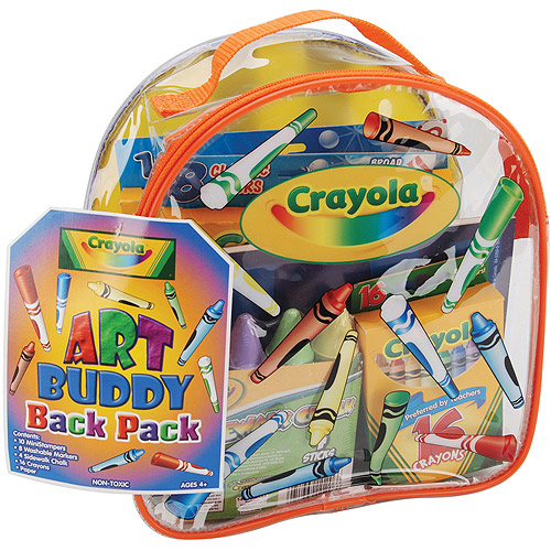 Crayola Art Buddy Back Pack