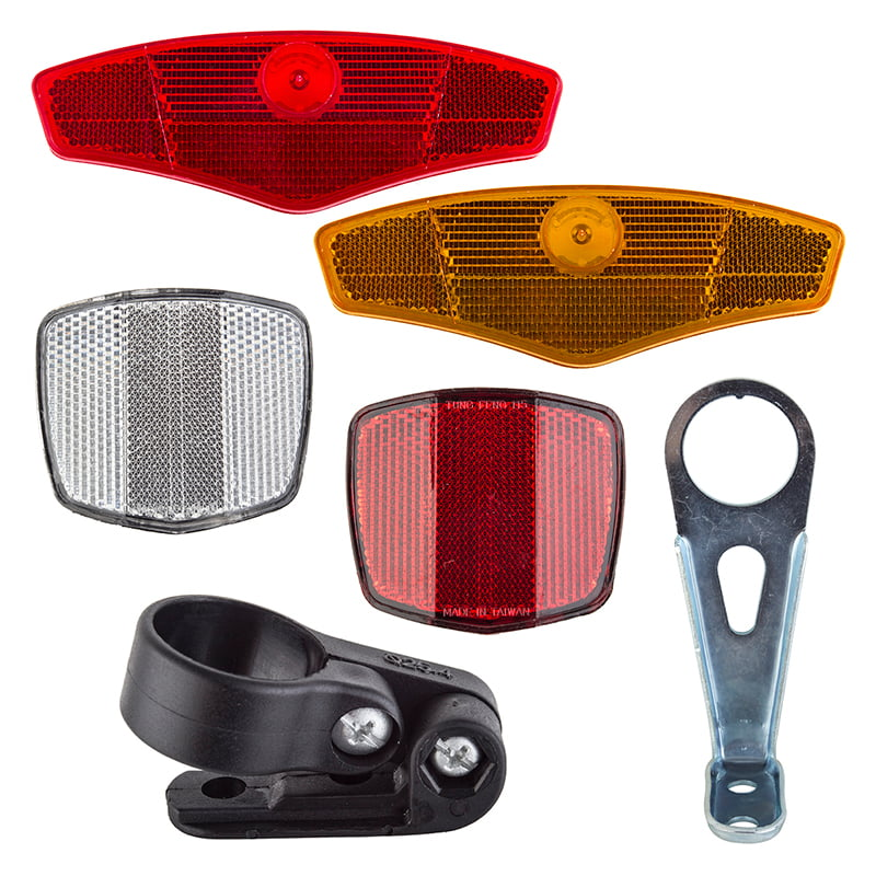Sunlite Reflector Sunlt Set Ft-Wht//Hb Rr-Red//Sp-27.2