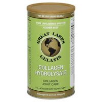 Great Lakes Collagen Hydrolysate Powder, 16 Oz.