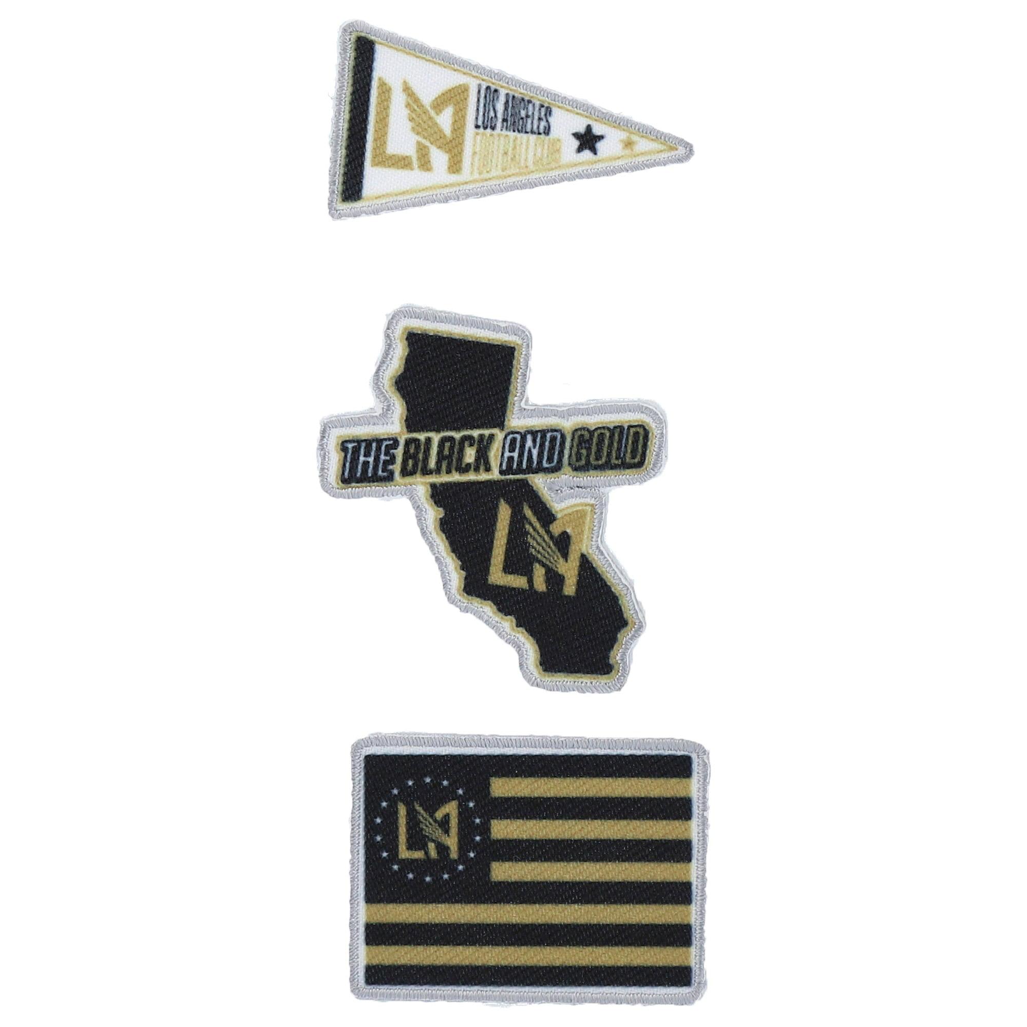 Sew On Appliques Sport Badge Emblem Sign Embroidered Patch 3-Pack Fit Denver Broncos Football Team Logo