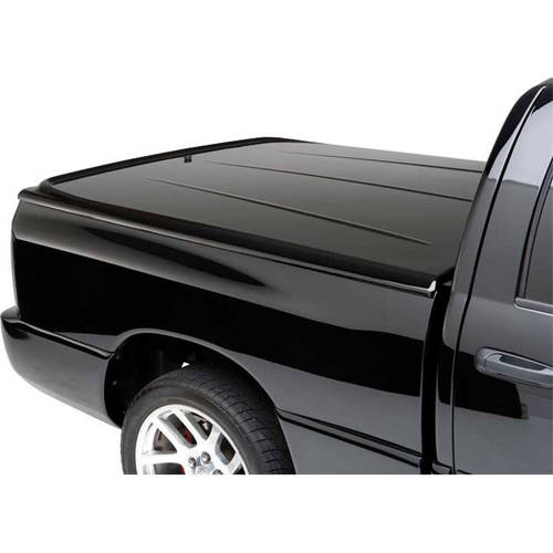 Undercover UC3086L-PRP 11-14 Ram 5.8' with O Box LUX Tonneau Cover, Deep Cherry Red