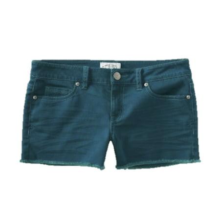 Henderson Womens Shorty - Aeropostale Women's Shorty Jean Shorts
