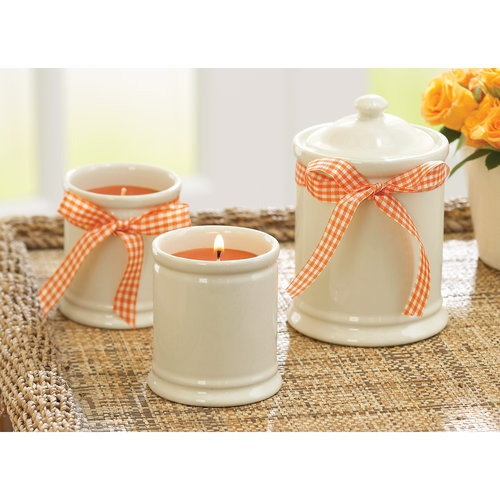 Better Homes and Gardens 3pc Candle Gift Set, Pumpkin Pie