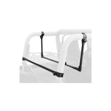 Bestop 41406-01 Jeep Wrangler High Rock 4X4 Cargo Rack Bracket Kit, Black