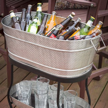 Tablecraft Brickhouse Beverage Tub Set