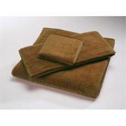 Home Source 10102HAX03 100 Percent Cotton Hand Towel - Bronze