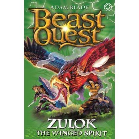 Beast Quest: Zulok the Winged Spirit : Series 20 Book
