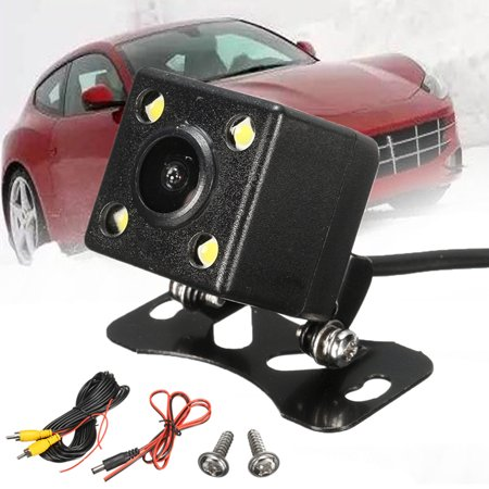 Car Rear View Camera Kit For Auto Single GPS 1 Din MP3/MP5 bluetooth Player ()