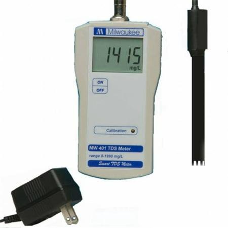 Milwaukee Instruments Bem401 Monitor Portable Tds Meter