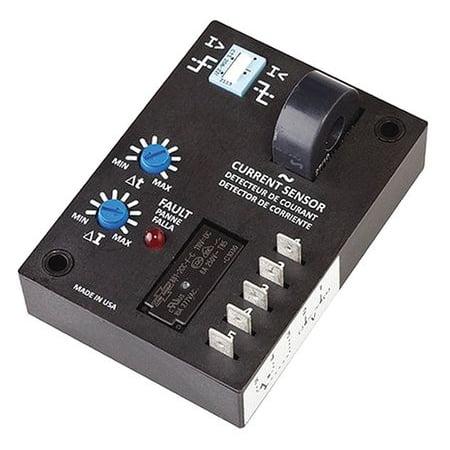 DAYTON 15V828 Current Sensing Relay,5 to 50A,240VAC