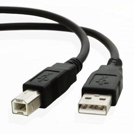 NEW USB Printer Cable Lead Canon Pixma G1500 G2500 G3500 G4500 TS9055 TS9050