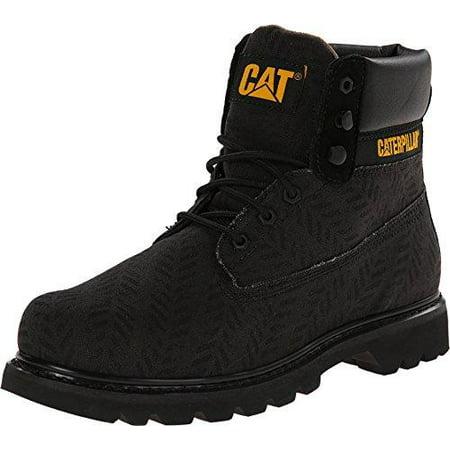 Caterpillar Men's Colorado Canvas Boots - Black