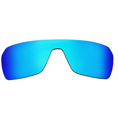 Replacement Lenses Compatible with SPY OPTICS Flynn Polarized Ice Blue (Spy Optics Happy Lens)