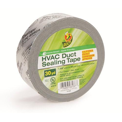 Duck Brand HVAC Aluminum Foil Tape