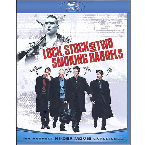 Lock, Stock And Two Smoking Barrels (Blu-ray) (Widescreen)
