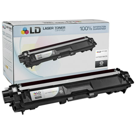LD © Compatible Brother TN221BK Black Laser Toner Cartridge for use in the HL-3140CW. HL-3170CDW, MFC-9130CW, MFC-9330CDW & MFC9340CDW Printers Compatible Black Toner Kit