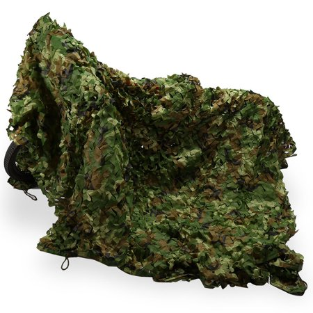 Woodland Camo Netting Camping Military Hunting Camouflage Net Multi