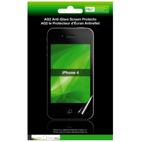 Green Onions Supply RT-SPIP402 Screen Protector for iPhone - iPhone