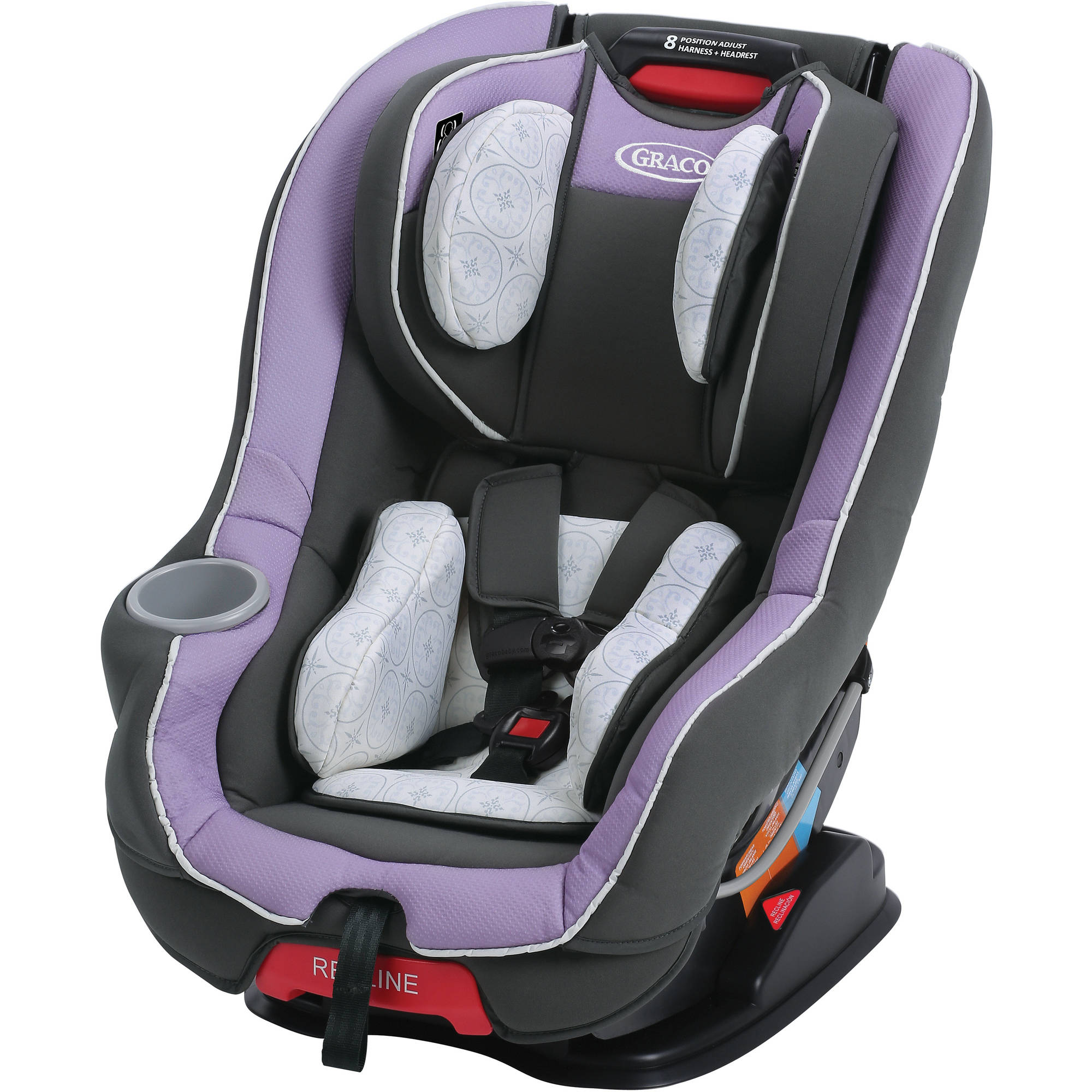 Graco Fit4Me Convertible Car Seat, Drexel