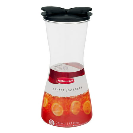Rubbermaid Carafe - 2 QT, 1.0 CT