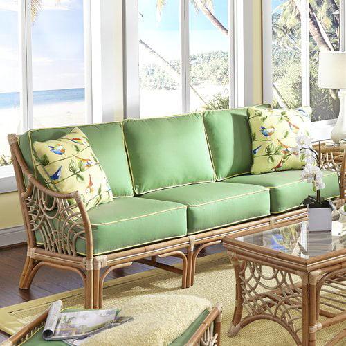 Spice Islands Wicker Bali Sofa