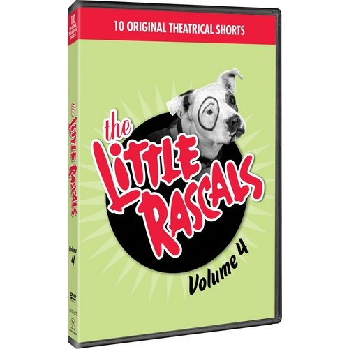 The Little Rascals: Volume 4 (Full Frame)