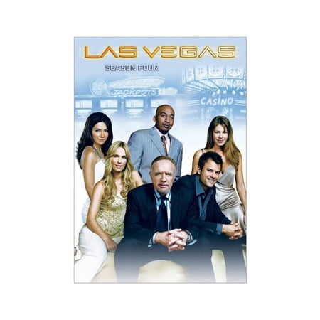 Las Vegas: Season Four (DVD)