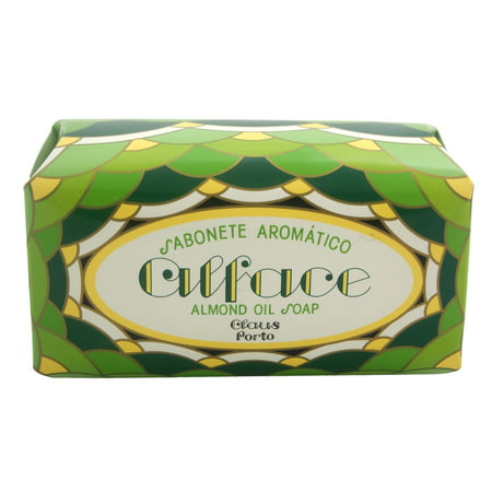 Alface Almond Soap by Claus Porto for Unisex - 12.4 oz -
