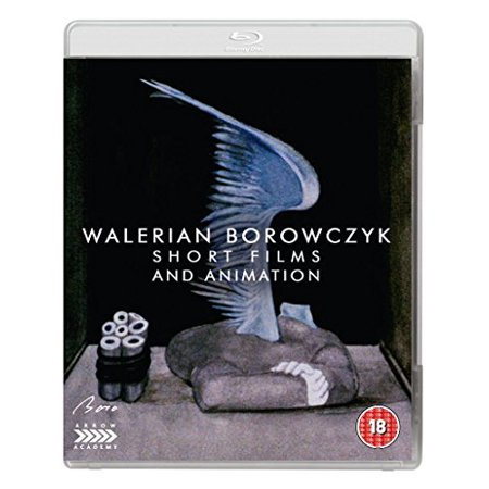 Walerian Borowczyk (Short Films & Animation Collection) ( Le concert de M. et Mme. Kabal (Concert of Mr. & Mrs. Kabal) / L'encyclopedie de grand-maman en [ Blu-Ray, Reg.A/B/C Import - United K