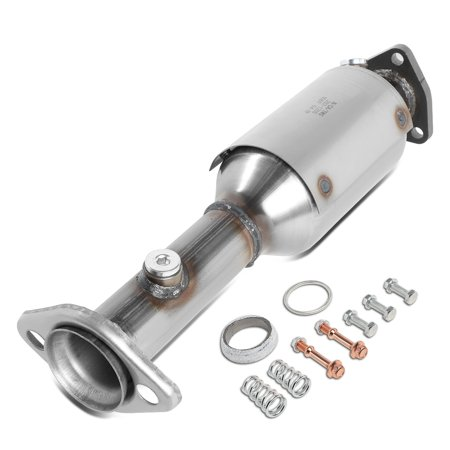 For 1997 to 2001 Honda CRV Stainless Steel OE Style Catalytic Converter Exhaust Pipe 98 99 00 1997 2001 Honda Crv Auto