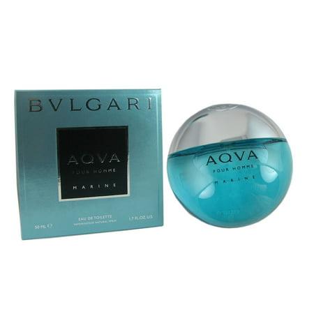 Bvlgari Aqva Marine for Men 1.7 oz (Bvlgari Blue Men)