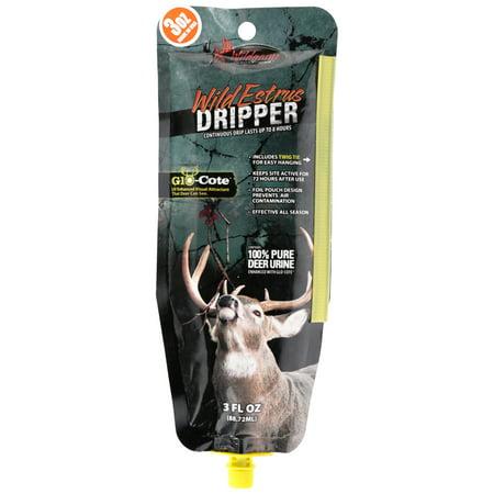 Dragonfly Dripper - Wildgame Innovations™ Wild Estrus Deer Urine Dripper 3 fl. oz. Pouch