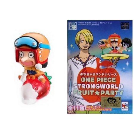 One Piece Strong World Fruit Party Usopp Mini Figure (Megahouse One Piece Pop)