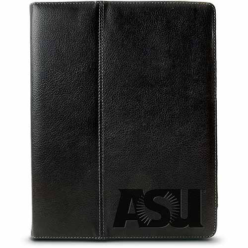 Centon iPad Leather Folio Case Arizona State University