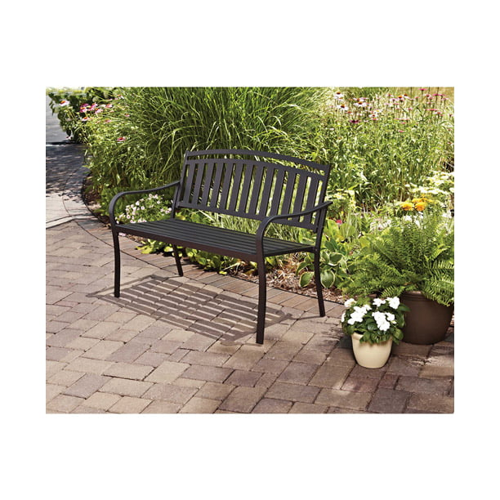 Mainstays Slat Outdoor Garden Bench