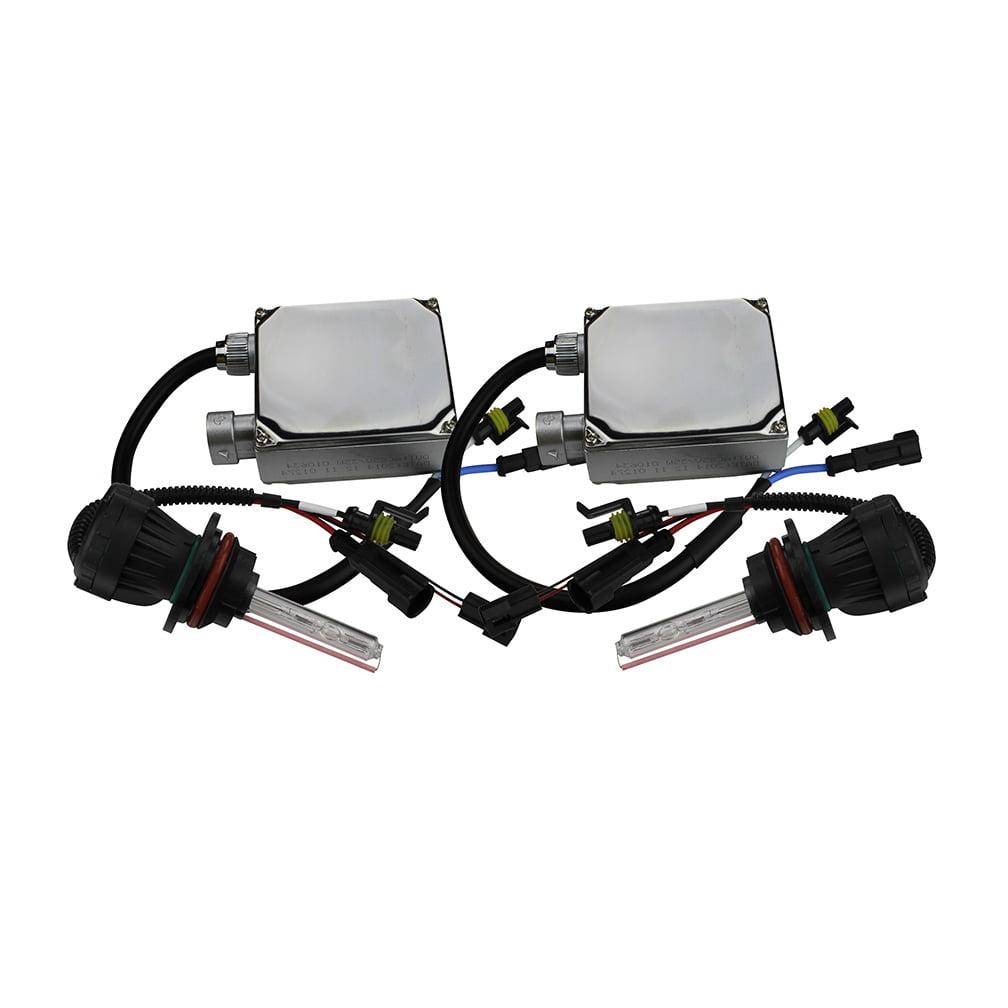 Street Vision SVH13BI5KAC35W H13-3 Biexnon Ac Regular Ballast 5K Pure White*Pair*