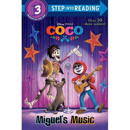 Miguel's Music (Disney/Pixar Coco) - Children's Halloween Music List