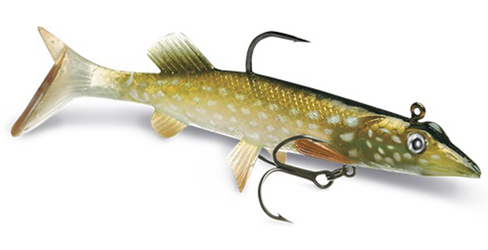 Storm WildEye Live Pike 04 Fishing lure (Pike, Size- 4) Multi-Colored by Storm