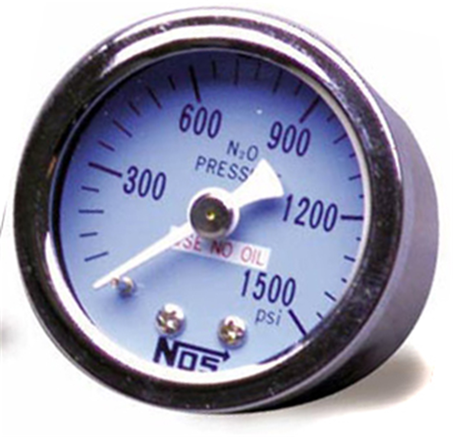 Nitrous Pressure Gauge Replacement Auto Part, Easy to Install