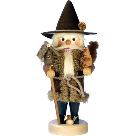 Ulbricht woodsman with squirrel nutcracker Nutcracker squirrel