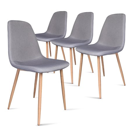 Moden Chairs Set of 4 ()