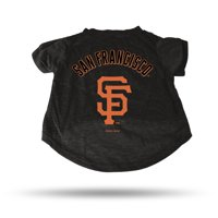 San Francisco Giants Sparo Pet T-Shirt - Black