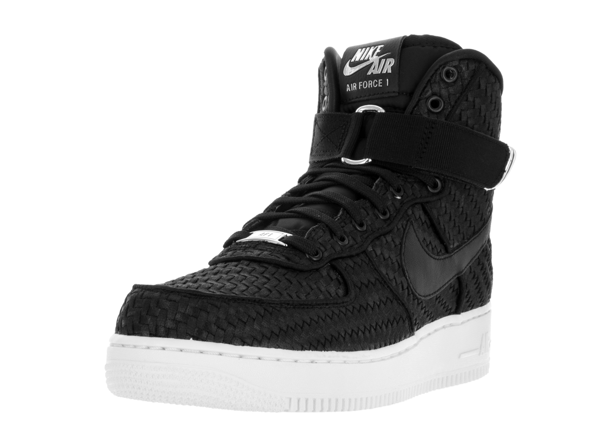 Man/Woman-Nike Men's '07 Air Force 1 High '07 Men's LV8 Woven Basketball Shoe-Discount Price b0762a